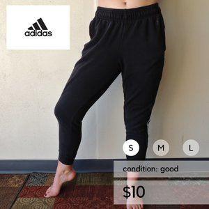 Adidas Black Joggers